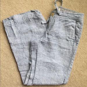 ⭐️ Wide Leg Linen Pants